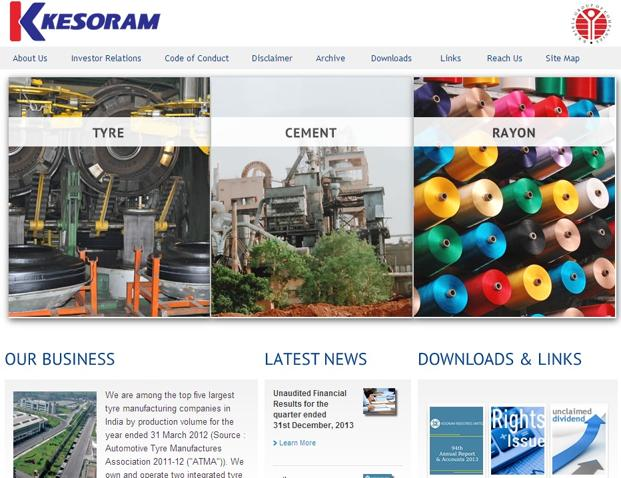 Kesoram industries bhubaneswar buzz