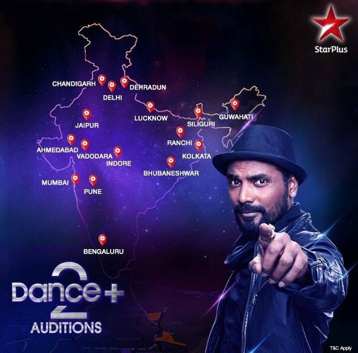 Star plus Dance plus audition bhubaneswar buzz