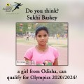Sukhi baskey odisha gail indian speedstar 2