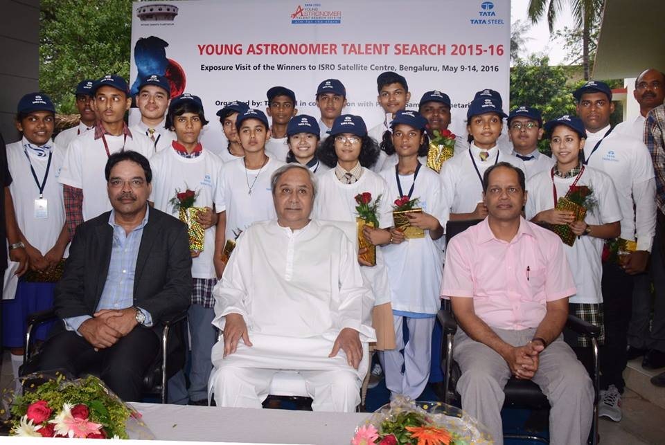 odisha young astronomers