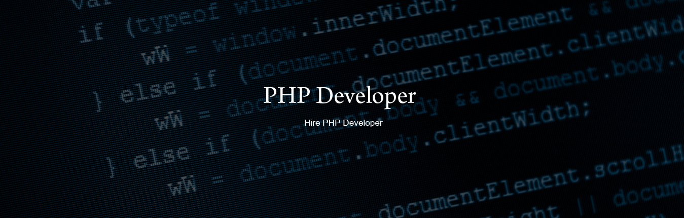 php-developer