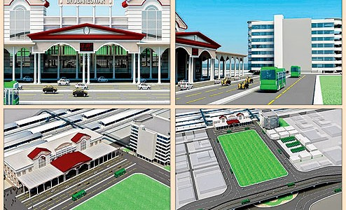 Public Transport Hub: Some big plans near Bhubaneswar Railway Station, hope implementation is quicker