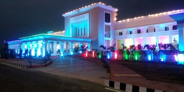 New Campus of Utkal University of Culture got inaugurated