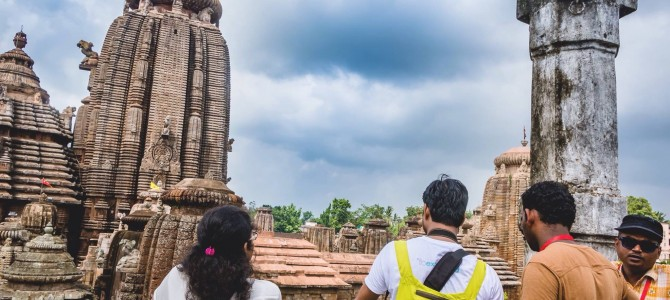 Detour Odisha : A young startup in Bhubaneswar providing authentic Heritage Walk, theme tours