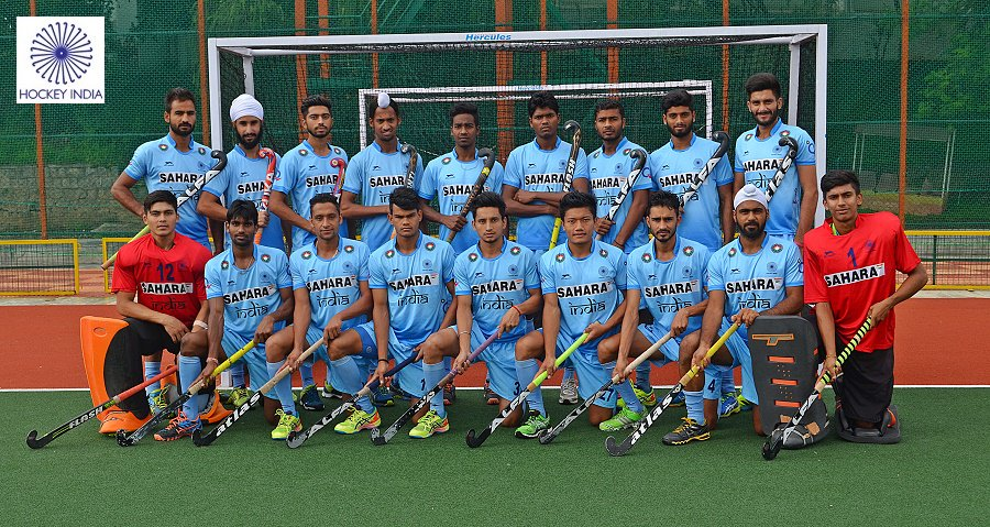 Junior Mens Squad hockey odisha boy