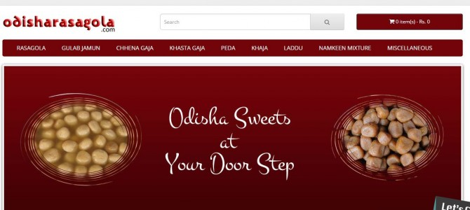 Missing Odisha Sweets outside state? A startup solving the problem for you