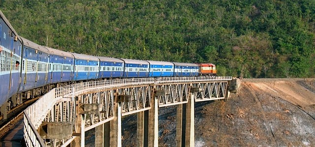 Epicful lists Koraput to Raygada route one in top 20 most beautiful train routes of India