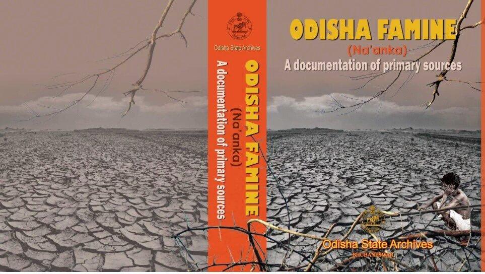 odisha state famine
