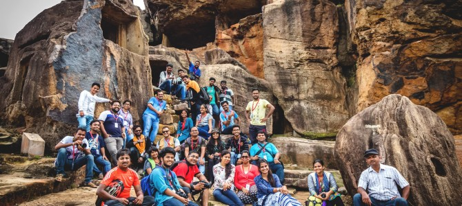 Monks , Caves and Kings: A Heritage Trail through Khandagiri and Udaygiri Hills