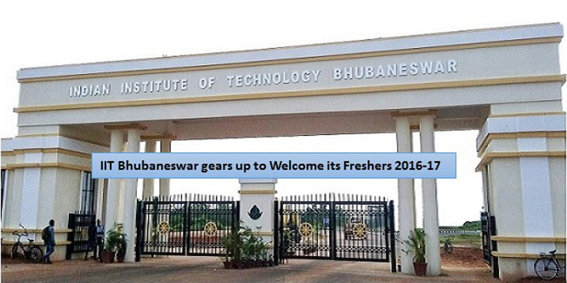 IIT bhubaneswar campus bbsrbuzz