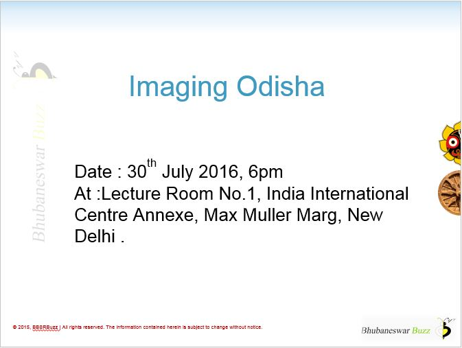 Imaging odisha by forum odisha