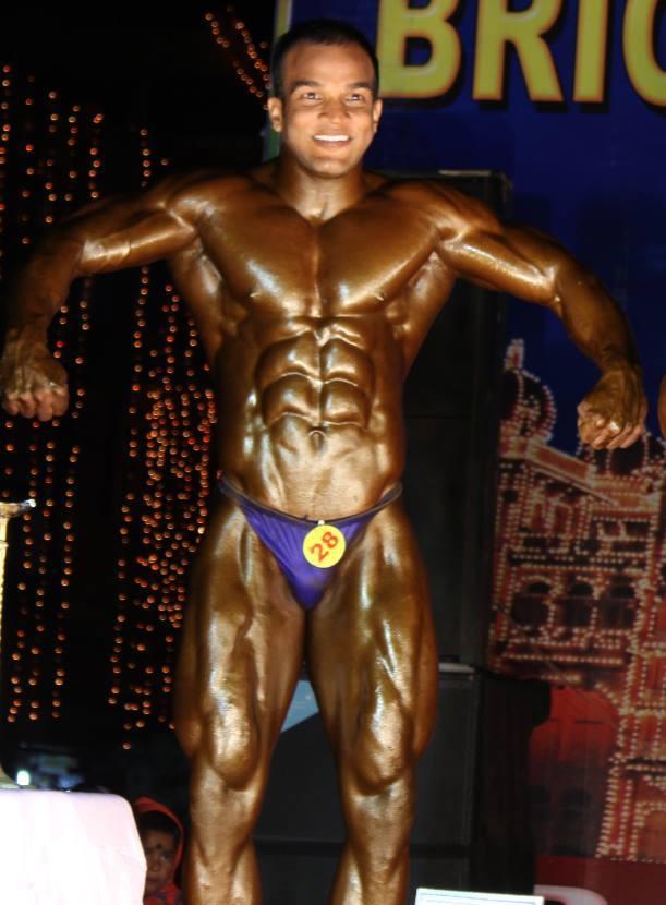 Rasmi ranjan sahoo bodybuilder odisha bbsrbuzz