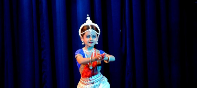 Shrinika : The wonder Kid of Odissi who started mesmerizing audience at age of 3