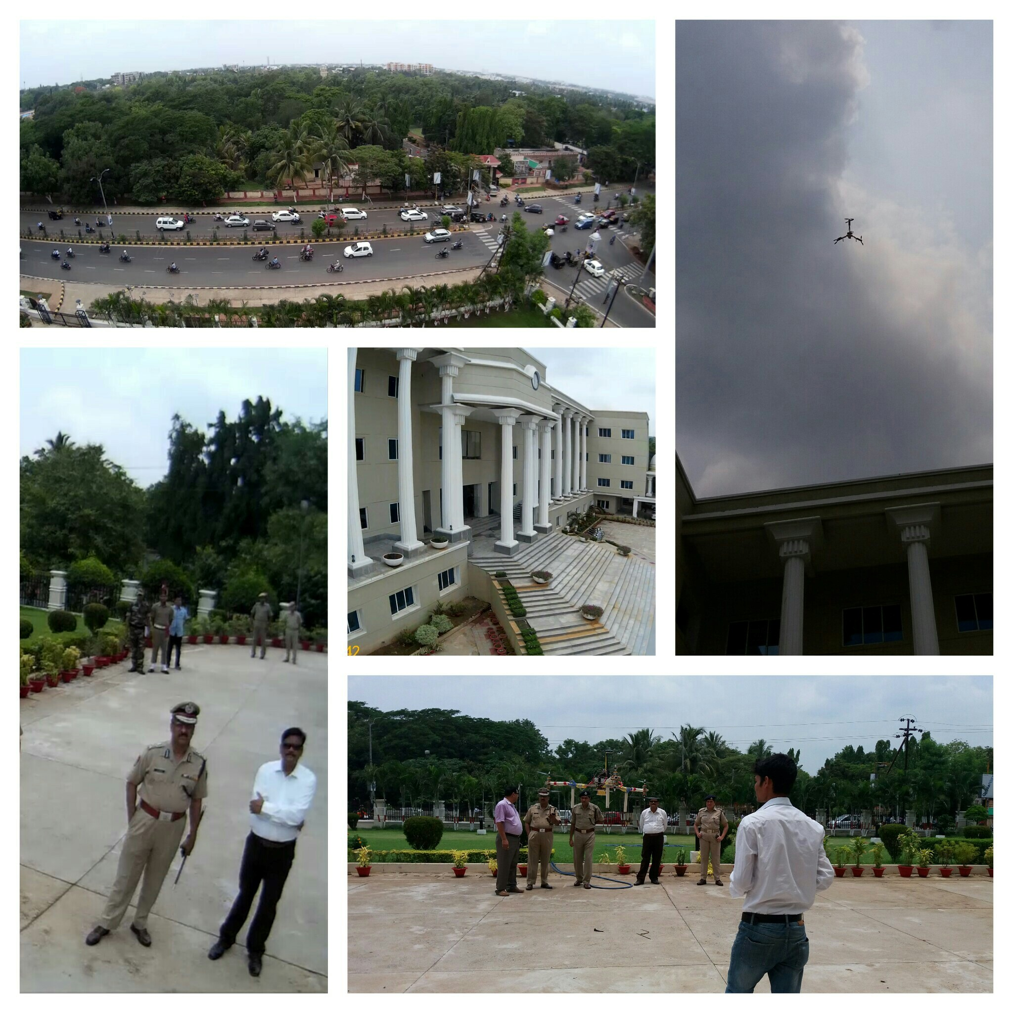 Firewings Drone bhubaneswar buzz 1