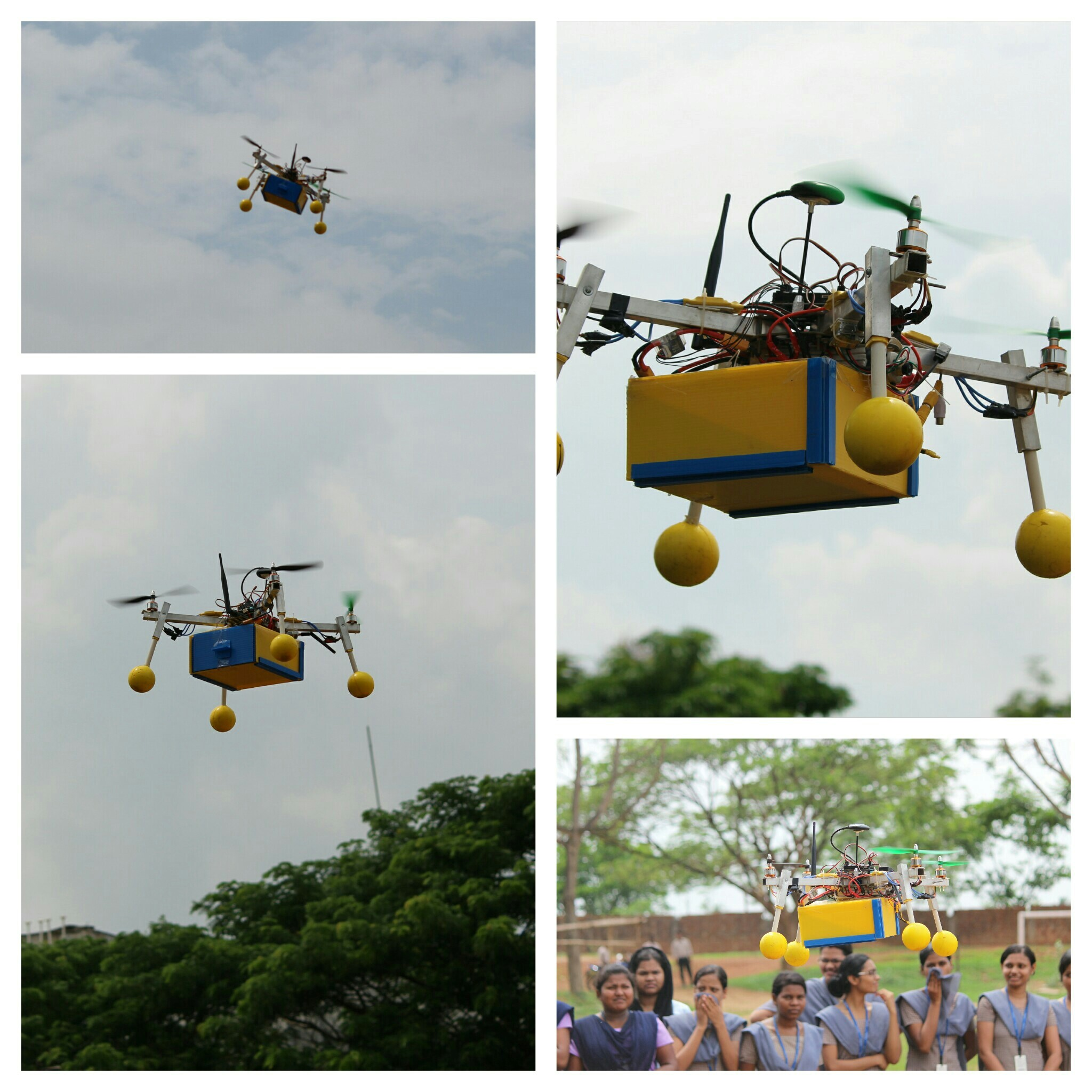 Firewings Drone bhubaneswar buzz 2