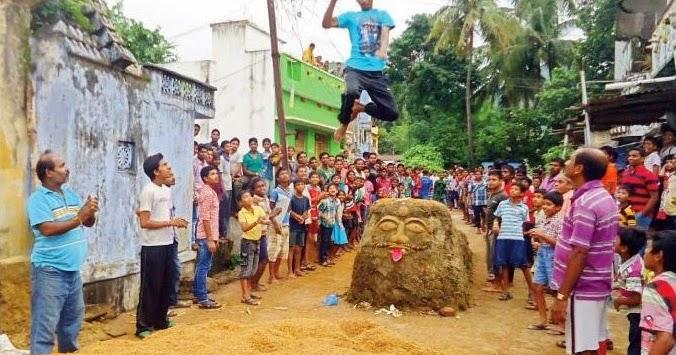 Gamha Dian South Odisha