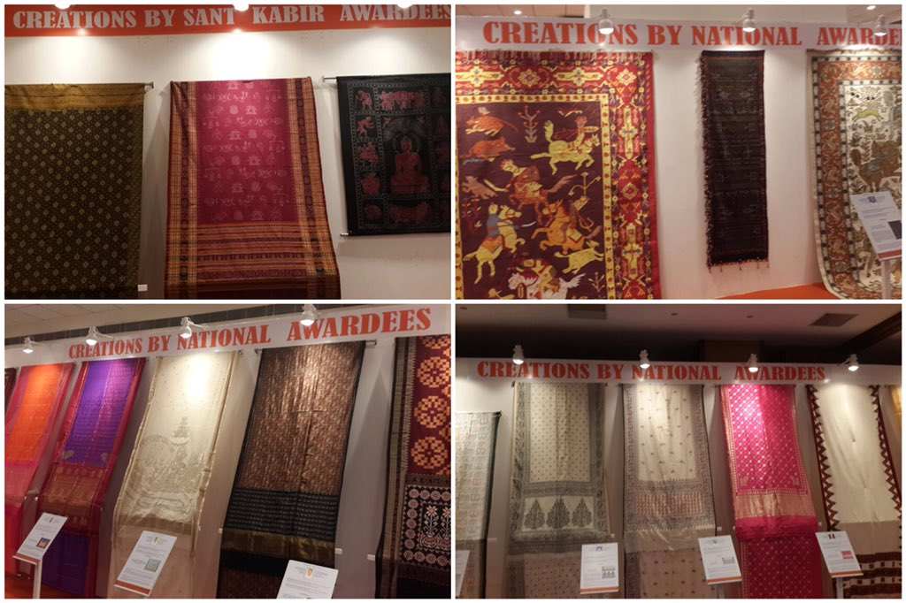 National handloom day bbsrbuzz varanasi