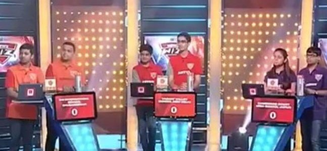 Watch Sai International School Bhubaneswar win Newswiz to defeating Delhi Jaipur