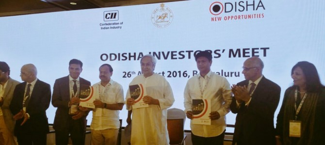 Odisha Investors Meet Day 2 : Startup Policy and Infovalley MasterPlan unveiled