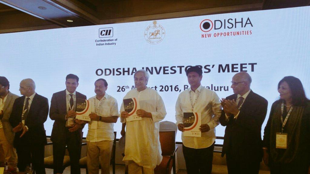 Odisha investors meet bangalore2