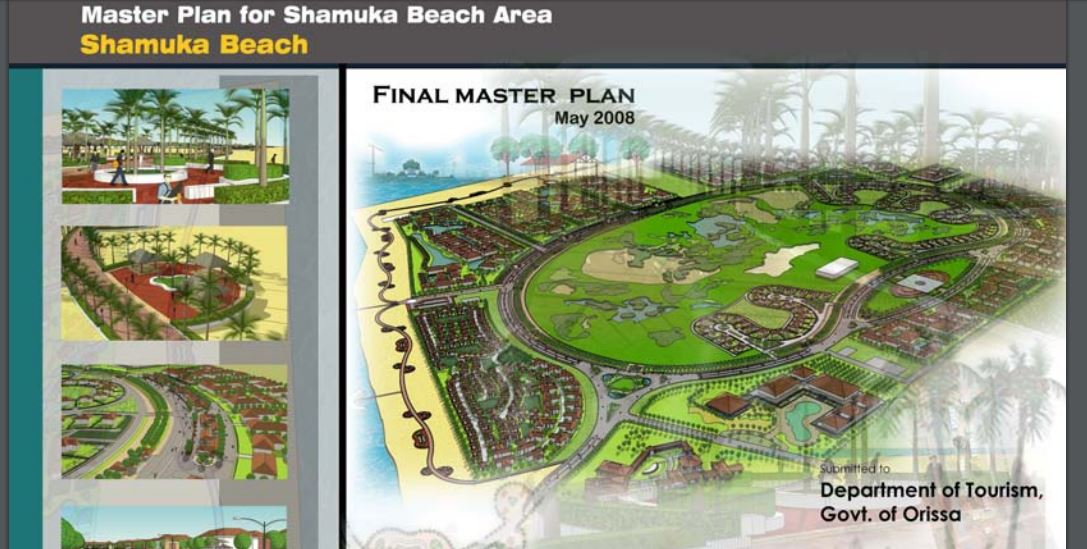 Samuka Tourism project puri odisha1
