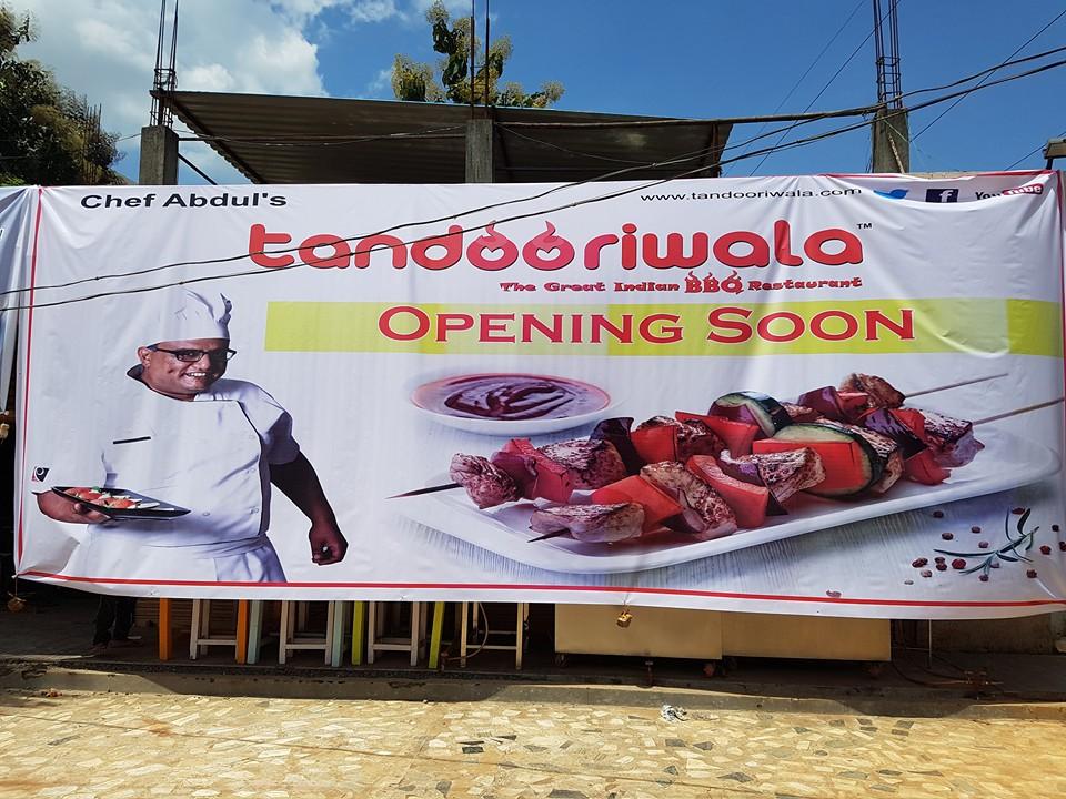 Tandooriwala coming to bhubaneswar buzz