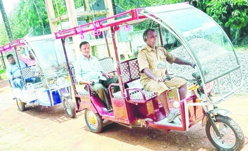 Bhitarkanika National Park opens with debut of Battery Operated Rickshaws to carry tourists