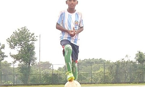 Journey of 11-year-old soccer prodigy from Bhubaneswar Bayern Munich Football Club Germany