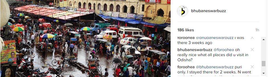 Convince iran tourist to visit odisha instagram 2