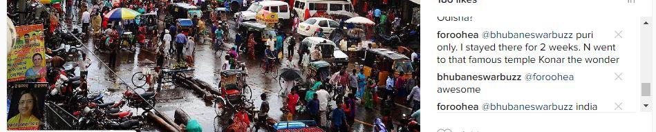 Convince iran tourist to visit odisha instagram 3