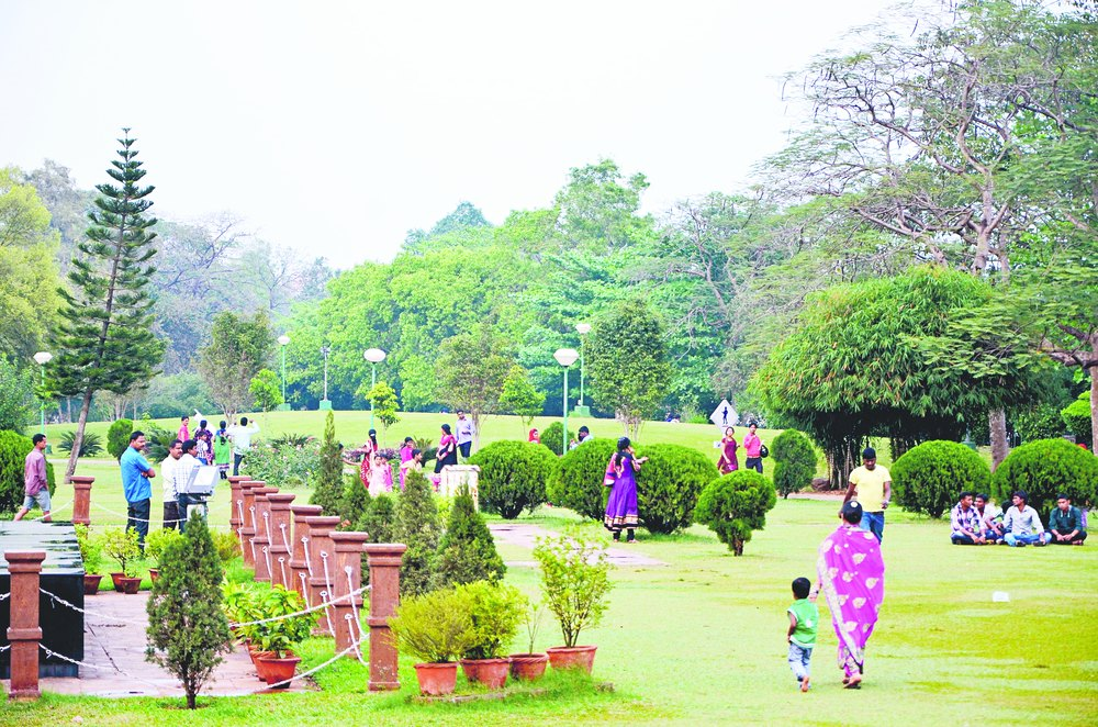 IG park bhubaneswar buzz