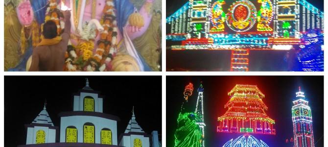 Beauty of Ganesh Puja Celebrations for 11 days in Jatni : A nice blog by Ashwas Priyadarshan
