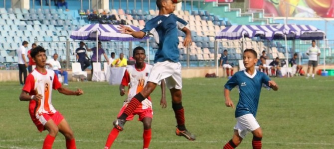 Odisha Boys defeated Malaysia  and are now in Semifinal of Subroto Cup 2016 Football along with Chandigarh