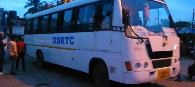 Now Electronic ticket mandatory in all OSRTC buses to bring in transparency