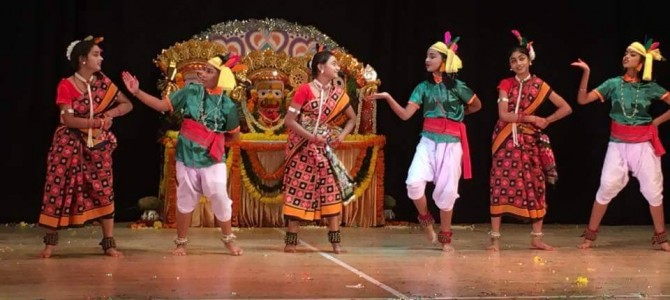 Watch Grand celebration from Odisha Festival in Dubai celebrated by Odia Society UAE