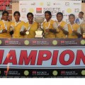File pic: Odisha team Crowned champions at the @SocieteGenerale Senior Nationals