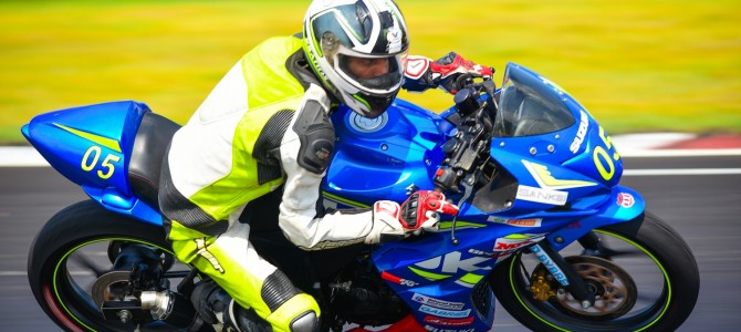 Introducing Udipta Kumar Rath: Only Rider from Odisha to take part in National Motorcycle Racing Championship