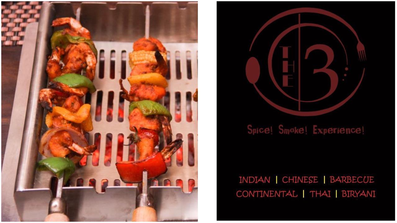 The 3 restaurant bhubaneswar buzz 3