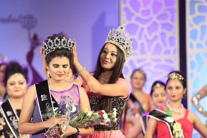 Ankita Odisha Mrs India Home Makers runnersup bbsrbuzz