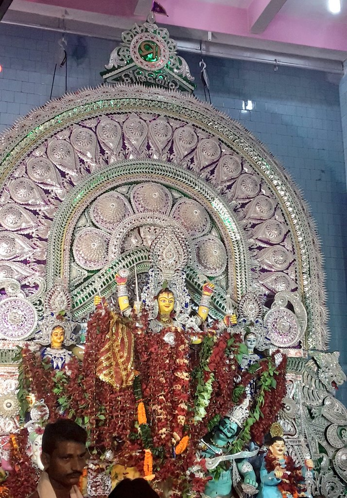 Balubazaar cuttack Durga Puja bbsrbuzz Ashwas