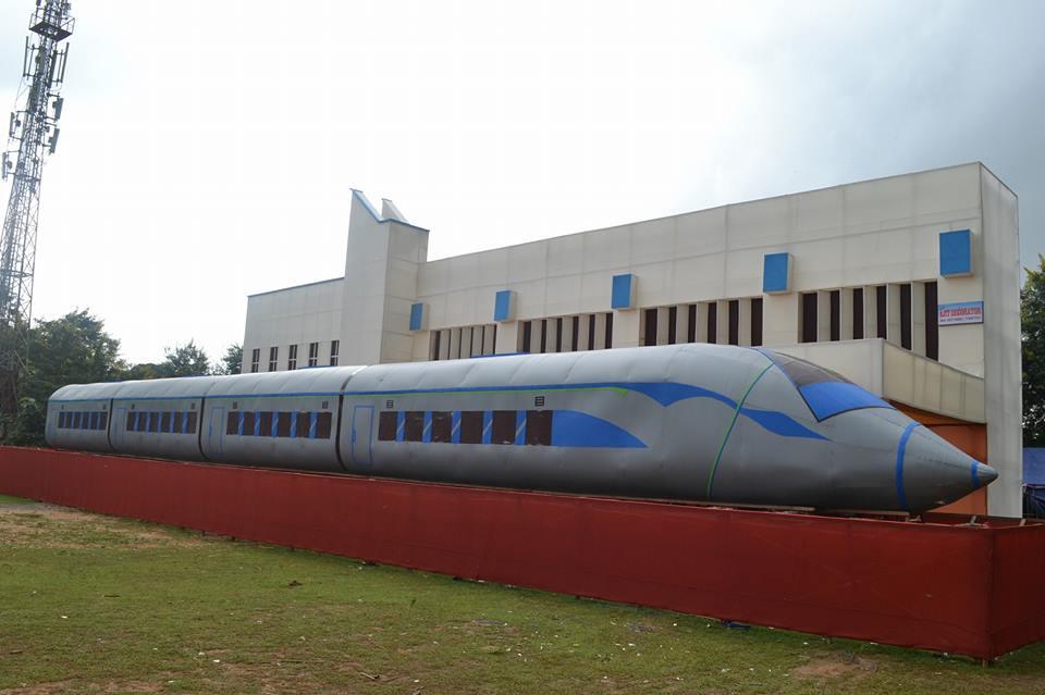 Bullet train design