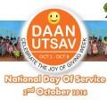 Daan Utsav bakul foundation october 2nd