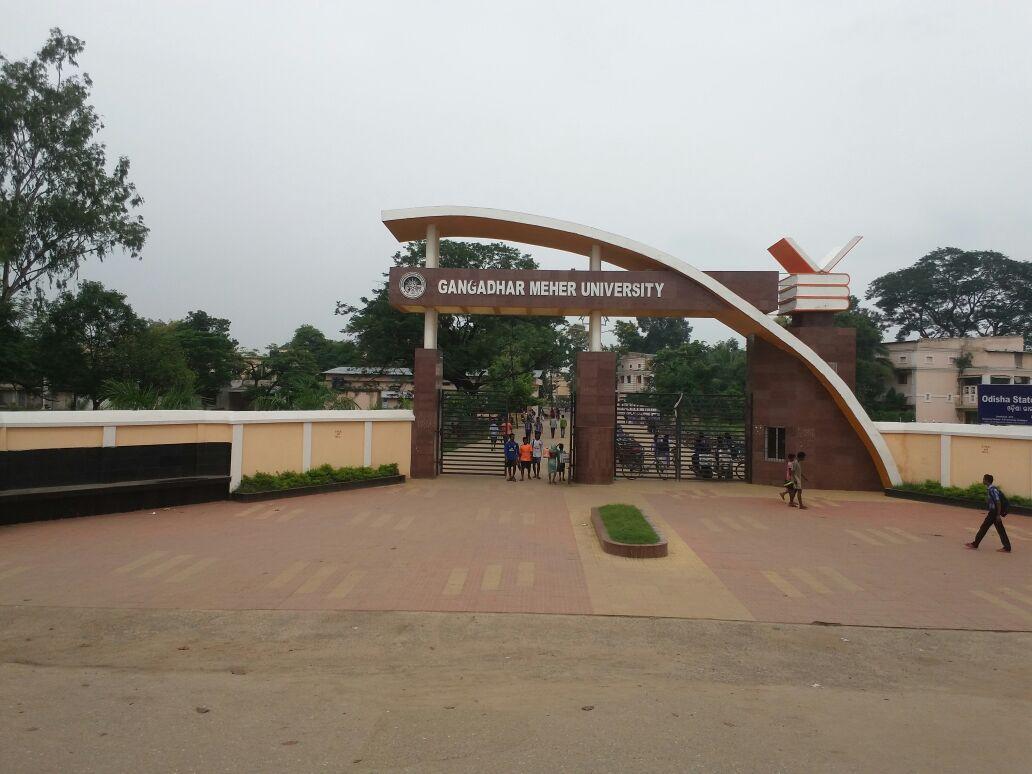 Gangadhar meher university odisha bbsrbuzz