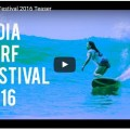 India surf festival 2016 teaser video