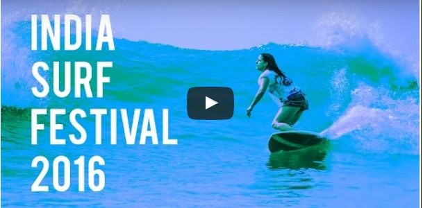 15 days to go : Featuring Teaser Video of India Surf Festival 2016, don't miss