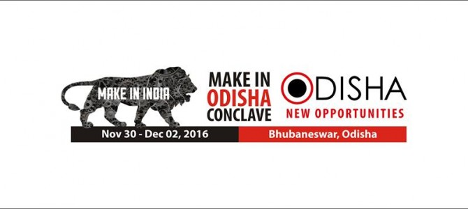 Odisha gets ready for Make In Odisha Conclave scheduled for Nov 30 to Dec 2