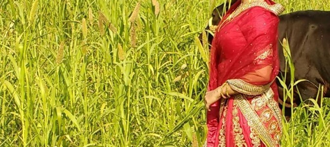 Rourkela Girl Moumita all set to debut in Bollywood with movie B for Bundelkhand