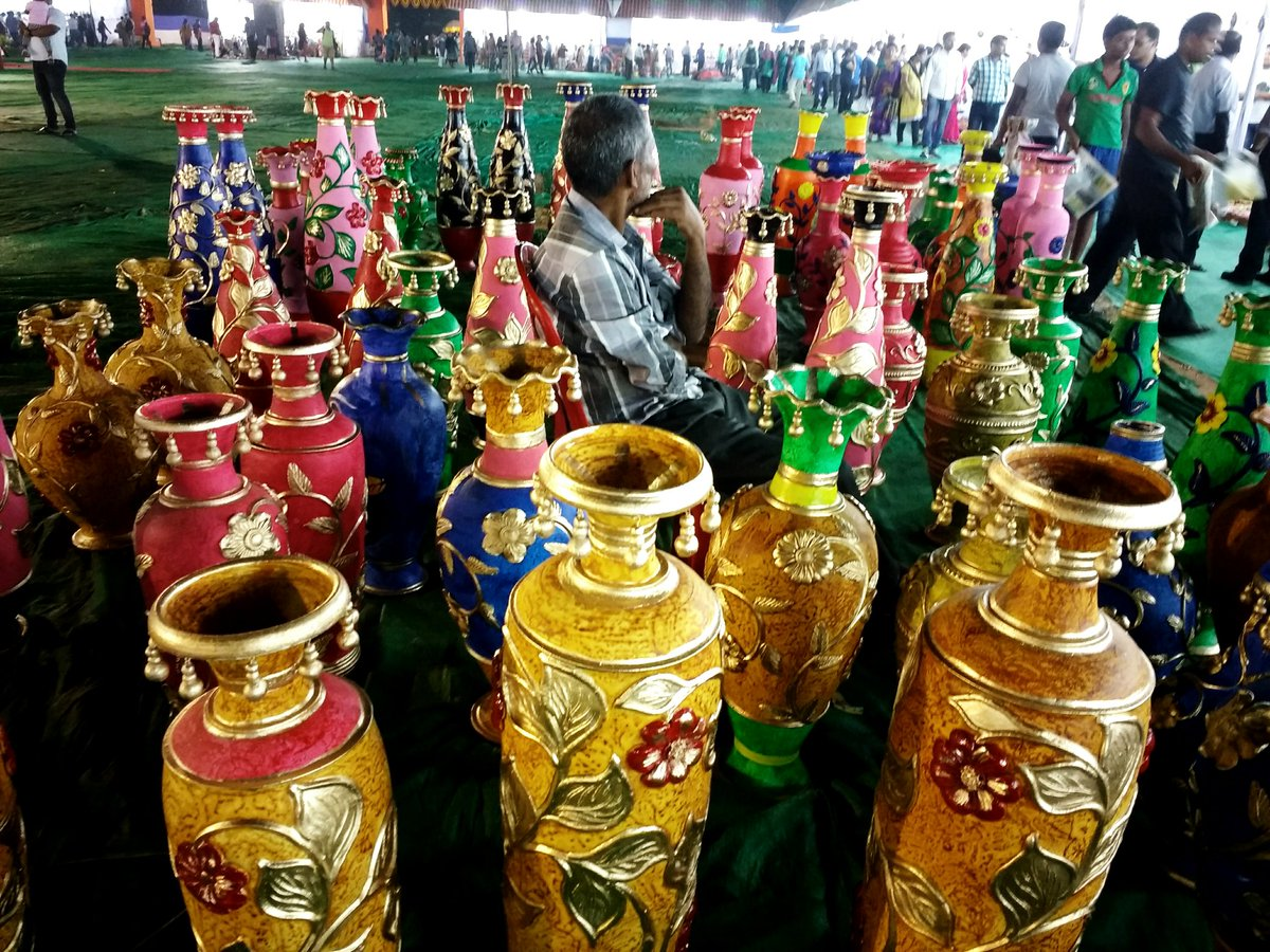 Mruttika exhibition bhubaneswar buzz 3 2016