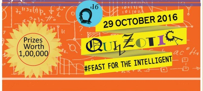 OEC Bhubaneswar presents Quizzotica : Annual Quiz contest in its 16th year