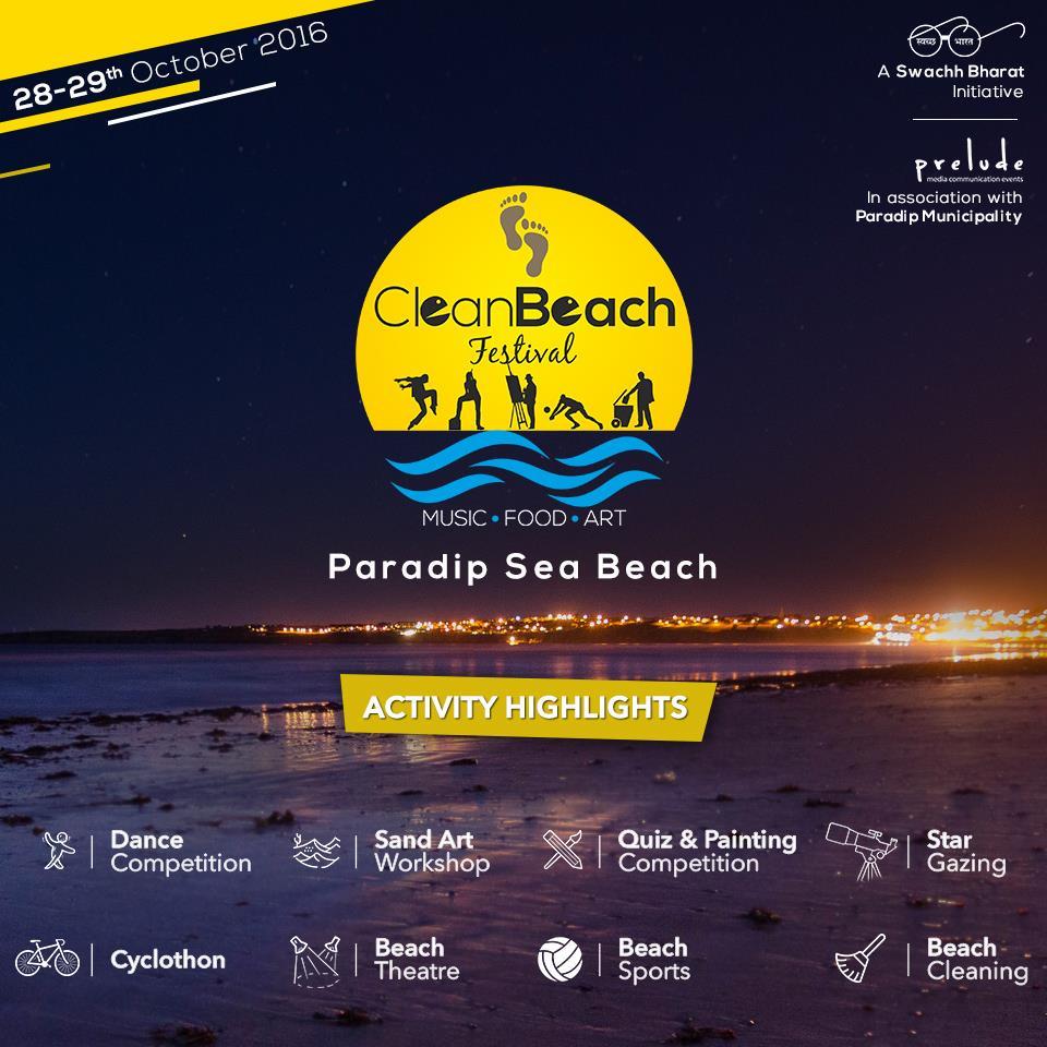 clean beach festival paradip bhubaneswar buzz